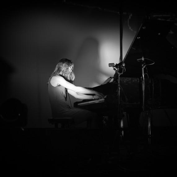 Sashia Lankhoorn. Foto: Kjetil Valstadsve