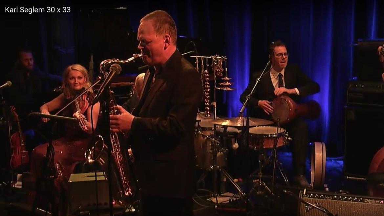 Medrivende trio kjør Jazz i Norge