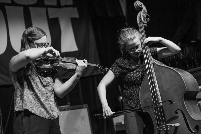 Vilde & Inga. Foto: Kjetil Valstadsve